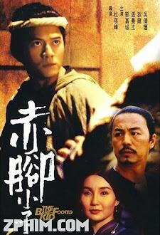 Chân Không Tiểu Tử - The Bare-Footed Kid (1993) Poster