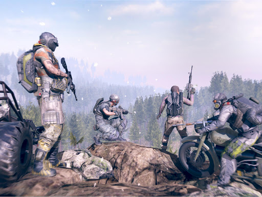 Army Commando Jungle Survival 3.8 screenshots 12