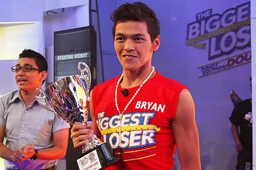 Bryan Castillo Wins The Biggest Loser Pinoy Edition – Video