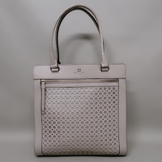 Kate Spade Perforated Leather Bag