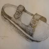 Naturstudium 3E Schuh
