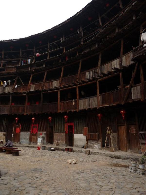 CHINE, Fujian,Xiamen et Tou lou 1 - P1010950.JPG