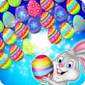 Easter Bubble Shooter