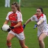 Clann Eireann Ladies v Donaghmoyne, 2014