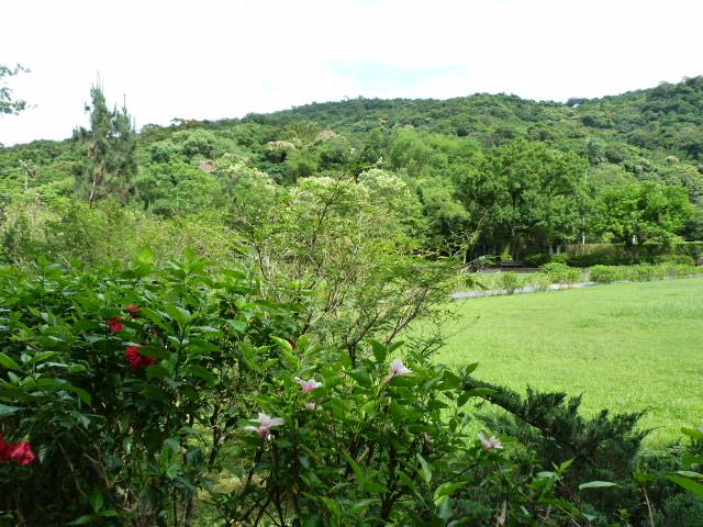 TAIWAN.TAIPEI, shilin une des villas de CKS dans un ancien parc botanique et autres vues - 1sichuan%2B005.JPG