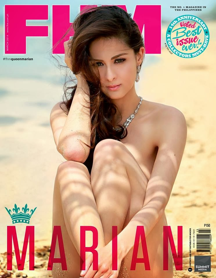 Marian Rivera FHM  Sexiest Woman