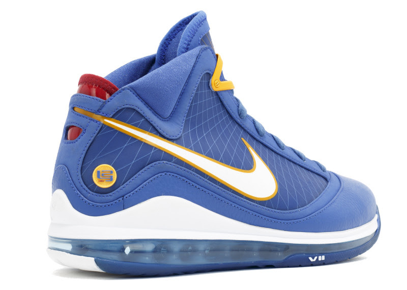 ... Unseen amp Unreleased Nike Air Max LeBron VII SUPERMAN ...