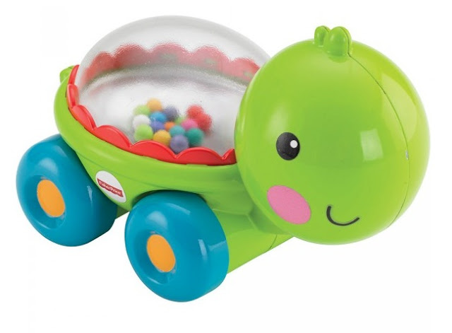 Đồ chơi rùa xinh trở kẹo Fisher Price BGX29