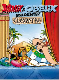 Asterix & Obelix Encounter Cleopatra [By Gameloft] ATR1