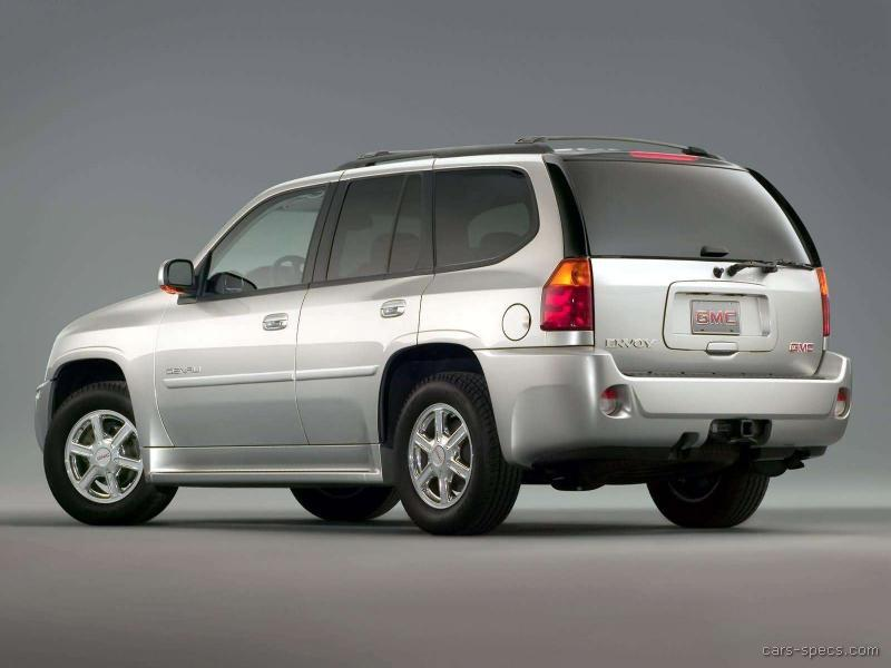 2006 gmc envoy suv specifications pictures prices. Black Bedroom Furniture Sets. Home Design Ideas