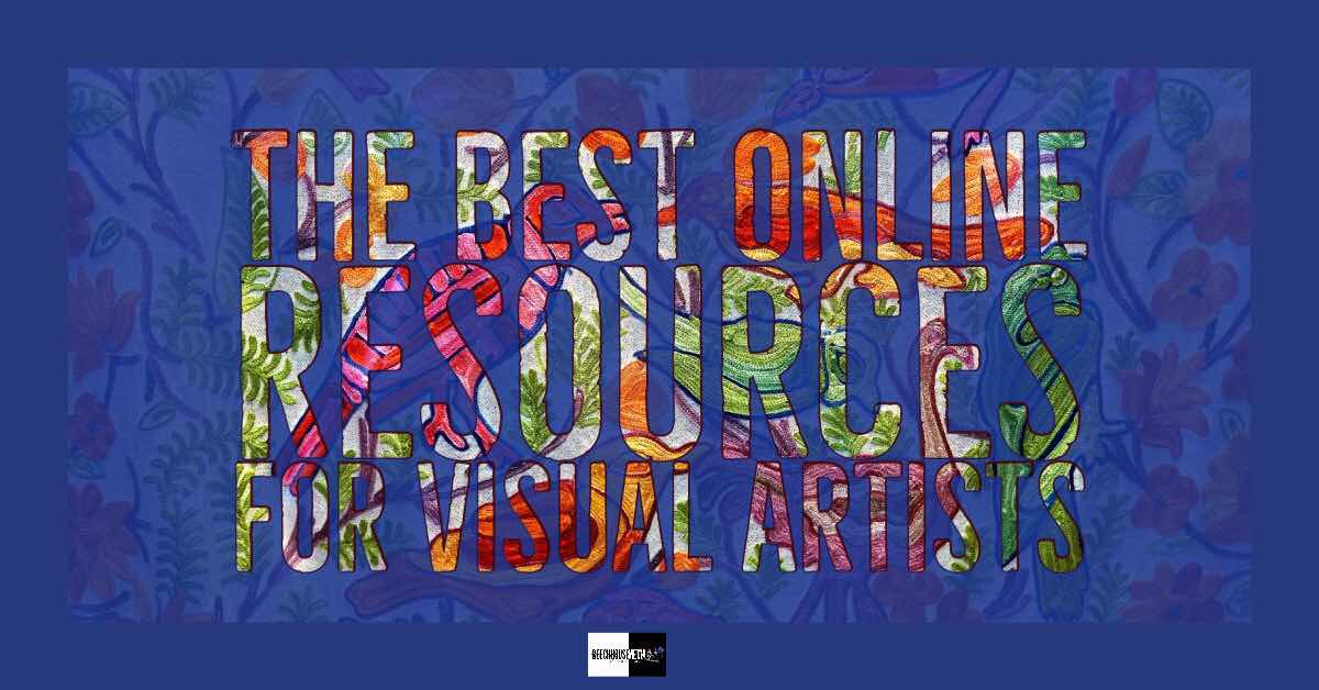 the best online resources for visual artists