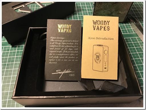 IMG 2440 thumb%25255B2%25255D - 【スタビMOD】WoodyVapeがX200をくれたので早速レビュー!わーいスタビだー!世界に一つだけの木目だぞー!【デュアルバッテリー】