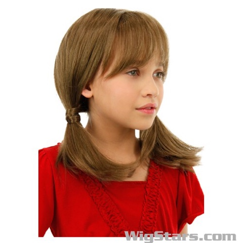 Graceful Hair Makeover Kids Fringe