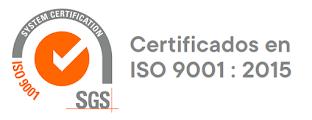 Coelan certificada ISO 9001