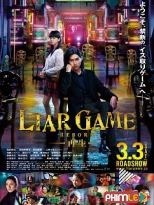 Phim Trò Chơi Dối Trá 3 - Liar Game: Reborn (2012)