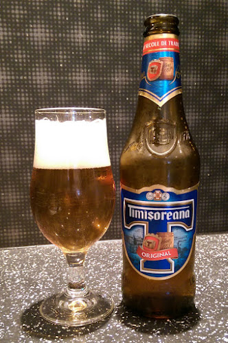 #beersofeuro2016, Romanian beers, beer review, Timisoreana
