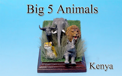 BIG5 Animals ‐kenya‐