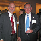 Tad Mayfield, Bill Albrecht 2006.jpg