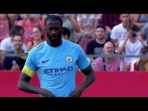 [Video] Girona vs Manchester City 1-0 Highlight & Goals – Club Friendly 15-08-2017