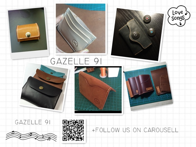 Gazelle 91 Leather Craft: Leather Craft Workshop in Singapore
