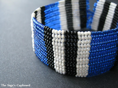 Nautical Stripe Cuff