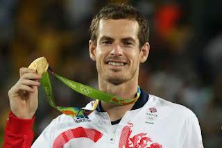 Rio Olympics: Andy Murray Defeats Juan Martin Del Potro To Win Olympic Tennis Gold