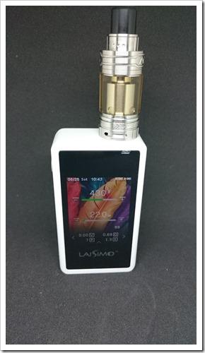 DSC 2395 thumb%25255B2%25255D - 【MOD】大画面液晶タッチパネル!【LAISIMO L3 200W Touch Mod」レビュー!
