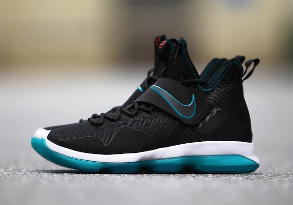 Get Personal With Upcoming Nike LeBron 14 Red Carpet