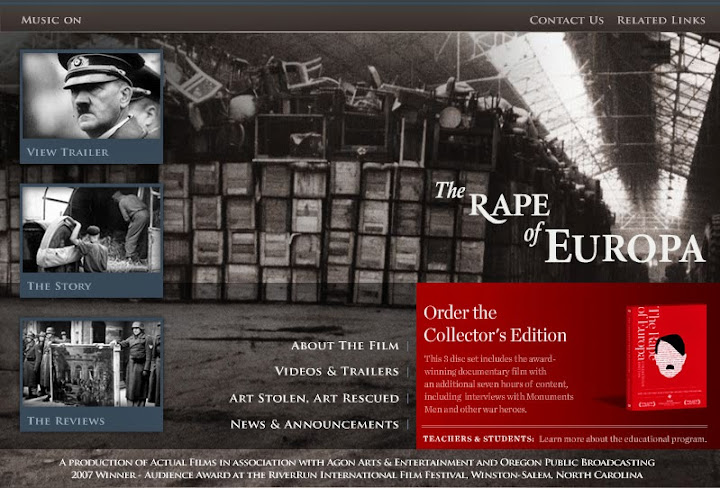 Film review: Rape of Europa