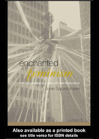 Cover of Jone Salomonsen's Book Enchanted Feminism The Reclaiming Witches Of San Francisco