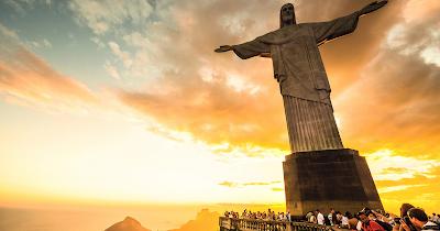 Poesia, Cristo, Redentor, Rio de Janeiro