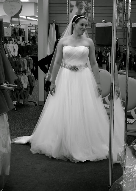 Say Yes to the Dress?
