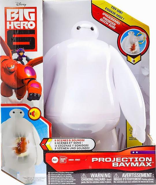 Anh hùng White Baymax Big Hero 6 loại 10'' được làm bằng nhựa cao cấp