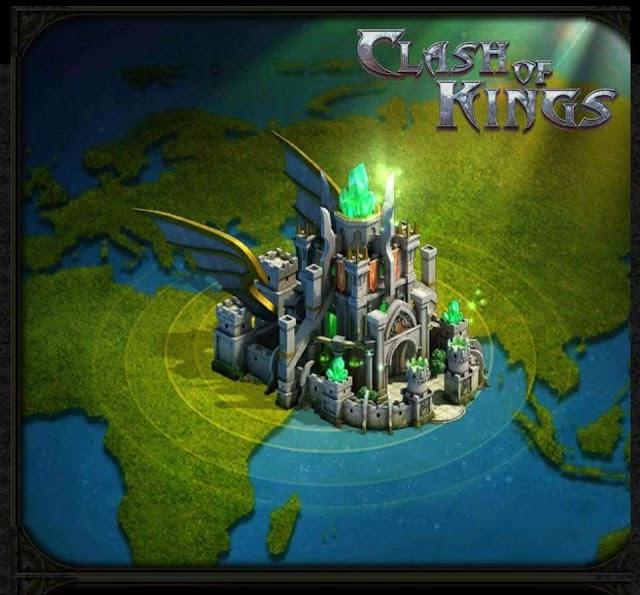 Clash of Kings Altın Sandık Etkinliği