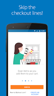 Image result for walmart scan and go