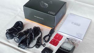 ドライブレコーダー APEMAN C550