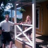 Hos Mats och Anna