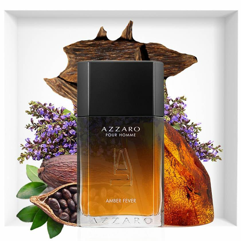 Azzaro Pour Home Amber Fever