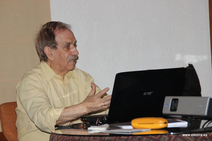 charla coloquio santiago sanjuan escora canals valencia