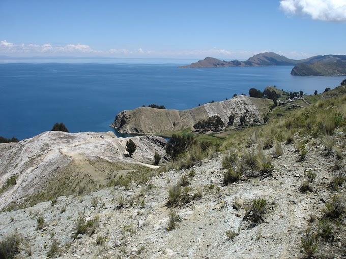 Fotos de los alrededores del Lago Titicaca