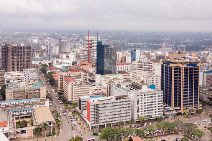 Central Business District, Nairobi, Kenya