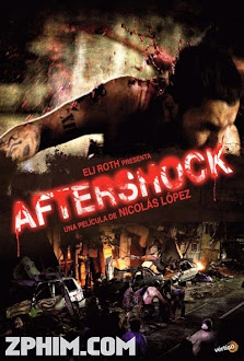 Dư Chấn - Aftershock (2012) Poster