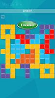 Screenshot of Mosaic Tile