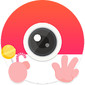 CandyCam - New Selfie Camera Photo Editor ❤