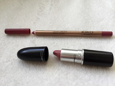 Perfect pink nude lip duo
