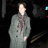 WWW.ENTSIMAGES.COM - Janet Ellis  arriving at  Costa Book of The Year Award 2012 at Quaglino's Bury Street London January 29th 2013                                                         Photo Mobis Photos/OIC 0203 174 1069