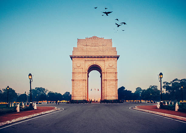 Delhi Place Name