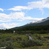 Trilha pela Bahia Lapataia, Ushuaia, Argentina