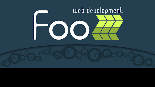 Foo Web Development - Google+
