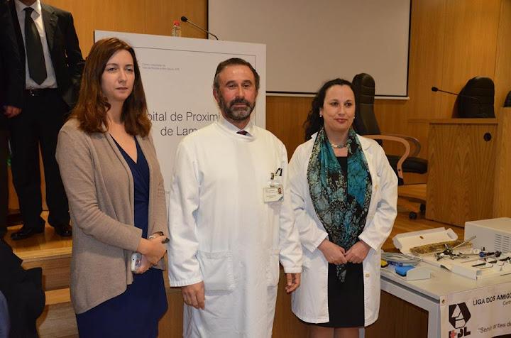 Assembleia Municipal atribui louvor a gestores hospitalares cessantes